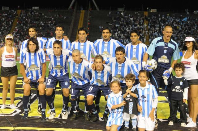 Racing Club de Avellaneda en fotos !