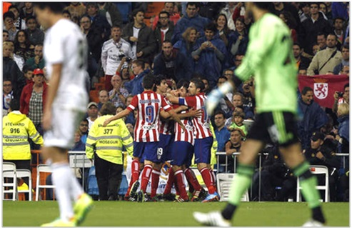 real madrid atletico madrid 2013 liga de españa