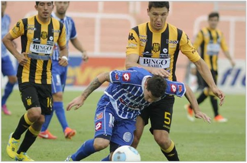 Olimpo vs Godoy Cruz