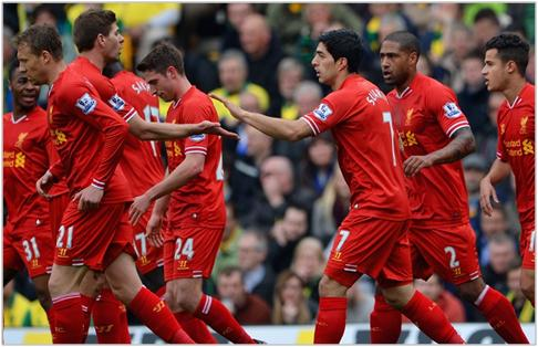 Vivo Liverpool Vs Norwich City En Vivo 2013