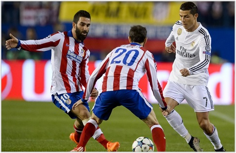 Resultado Final - Atletico Madrid 0 Real Madrid 0 - UEFA Champions ...