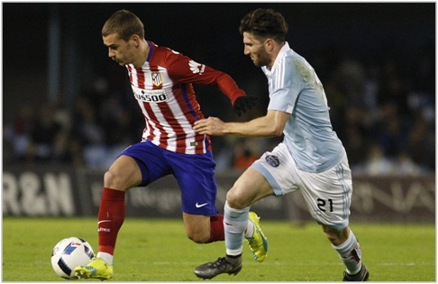 Image Result For Vivo Atletico Madrid Vs Celta Vigo En Vivo Copa Del Rey