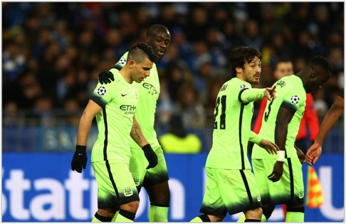 dinamo kiev manchester city 2016 champions league