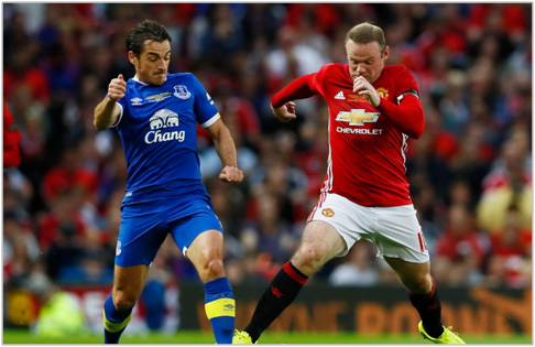 manchester united everton 2016 amistoso