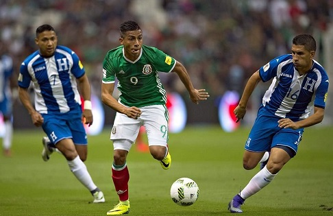 mexico honduras 2016 eliminatorias
