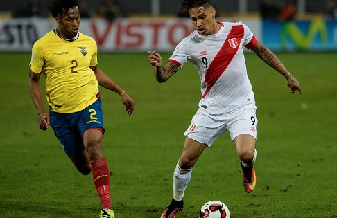 peru ecuador 2016 eliminatorias