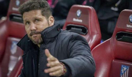Bayern Munich Atletico de Madrid Diego SImeone