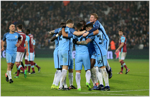 west ham manchester city 2017 fa cup