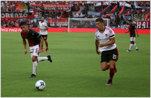 newells colon 2017 amistoso