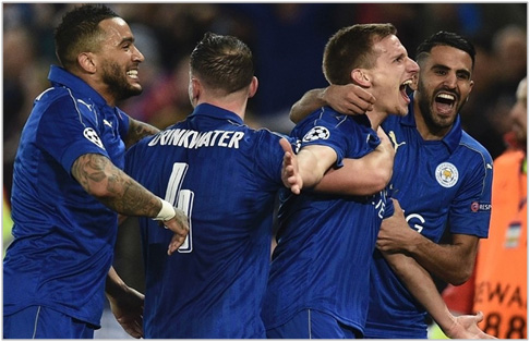 leicester sevilla 2017 champions league