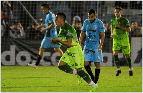 temperley defensa y justicia 2017 torneo