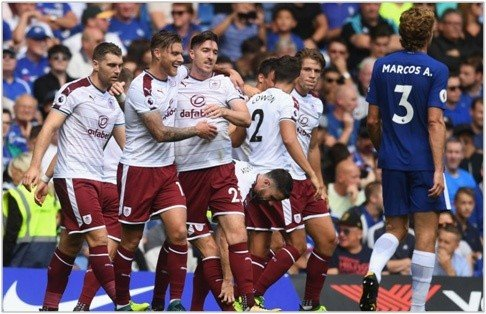 chelsea burnley 2017 premier league