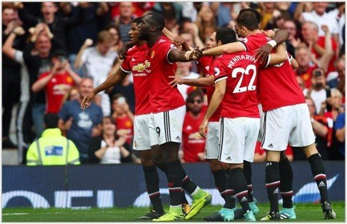 manchester united west ham 2017 premier league