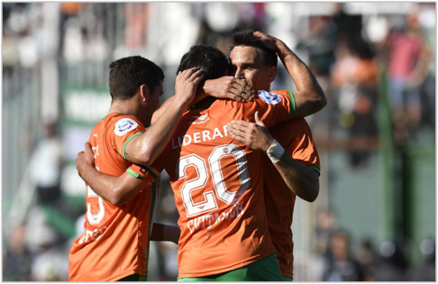 banfield racing 2017 superliga