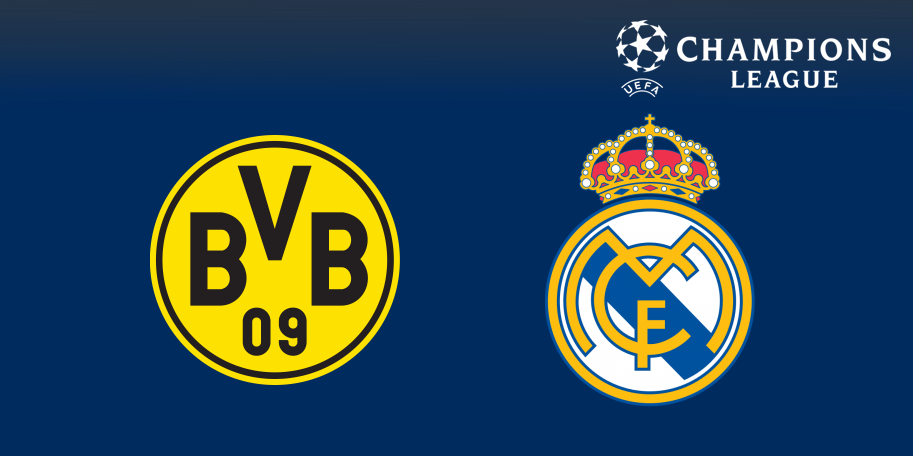 dortmund real madrid online