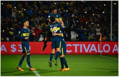 guillermo brown boca 2017 copa argentina