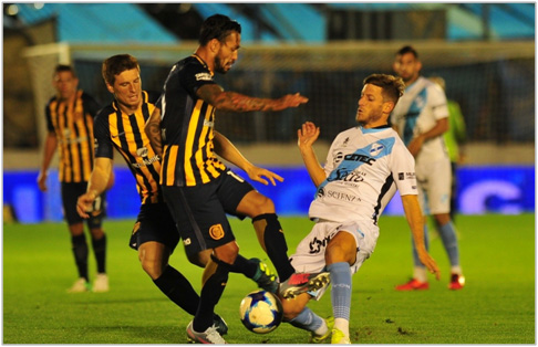 temperley rosario central 2017 superliga
