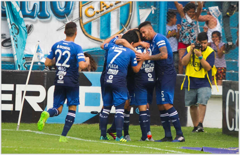 atletico tucuman racing 2017 superliga
