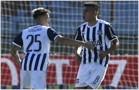 arsenal talleres 2017 superliga