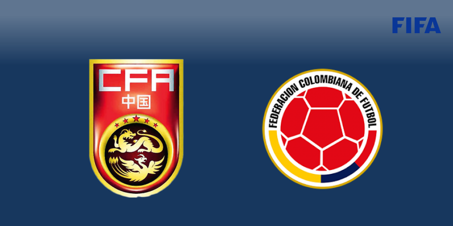 China vs Colombia en VIVO ONLINE - Amistoso Internacional 2017 en DIRECTO