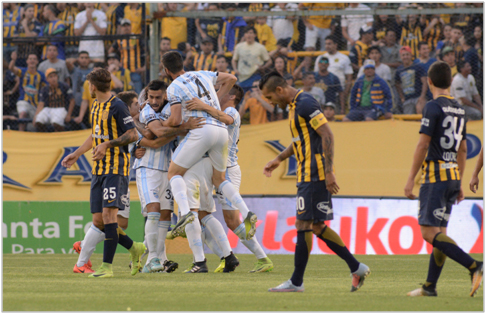rosario central atletico tucuman 2017 superliga