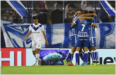 velez godoy cruz 2017 superliga
