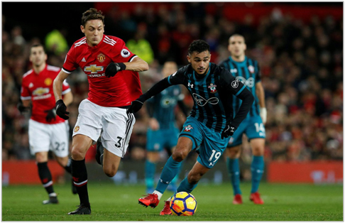 manchester united southampton 2017 premier league