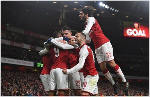 arsenal chelsea 2018 carabao cup