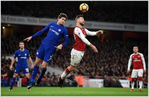 arsenal chelsea 2018 premier league