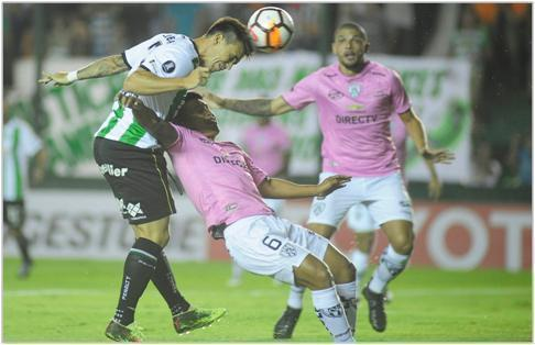 banfield independiente del valle 2018 copa libertadores
