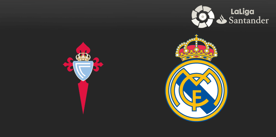 Partido De Celta Vigo Vs Real Madrid En Vivo