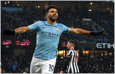 manchester city newcastle 2018 premier league