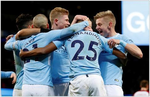 manchester city west brom 2018 premier league