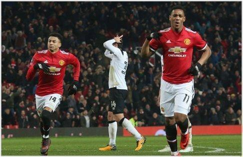 manchester united derby 2018 fa cup