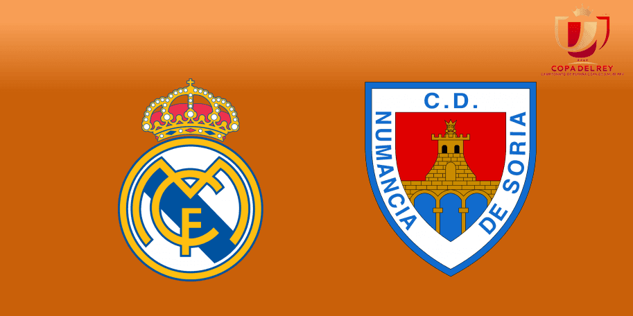 Resultado Final - Real Madrid 2 Numancia 2 - Copa del Rey ...