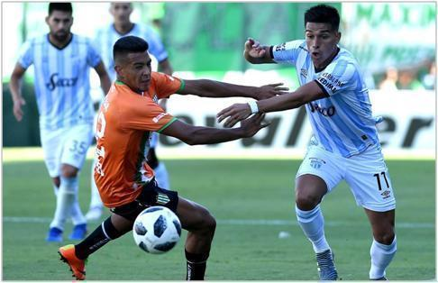 banfield atletico tucuman 2018 superliga