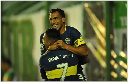 banfield boca 2018 superliga