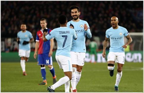 basilea manchester city 2018 champions league