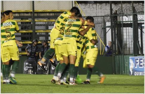 defensa y justicia chacarita 2018 superliga