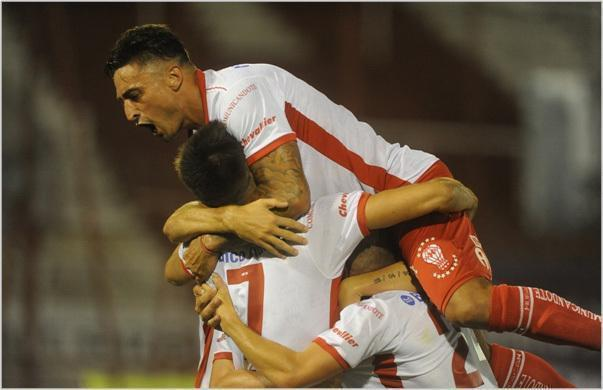 huracan estudiantes 2018 superliga