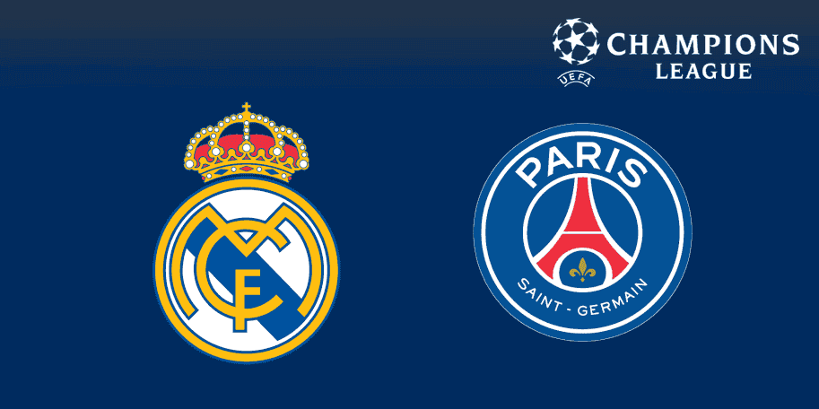 Image Result For Vivo Psg Vs Real Madrid En Vivo In Champions League