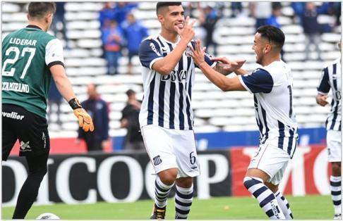 talleres banfield 2018 superliga