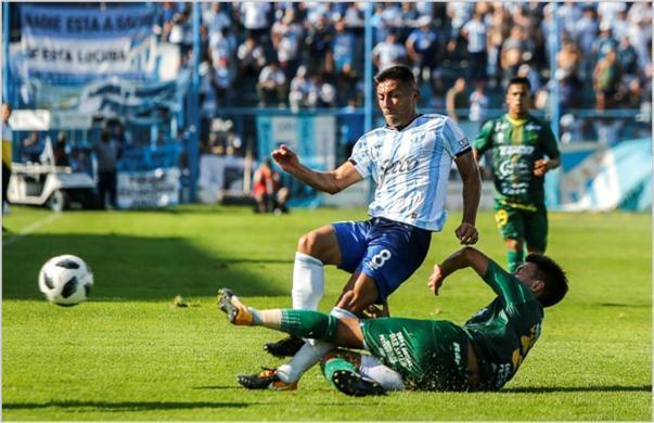 atletico tucuman defensa y justicia 2018 superliga