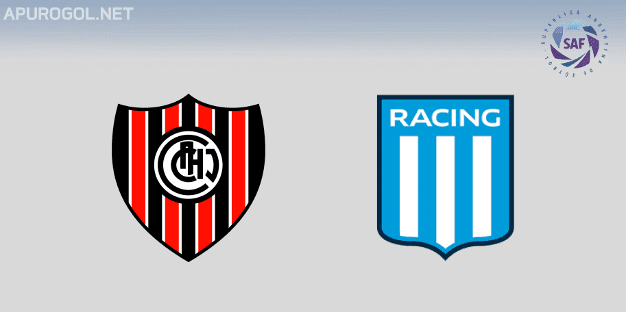 Chacarita vs Racing en VIVO ONLINE - Superliga 2017-2018 en DIRECTO Fecha 19