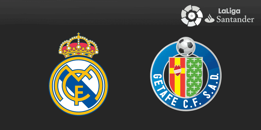 Como Ver El Partido Getafe Vs Real Madrid: Real Madrid 3 Getafe 1