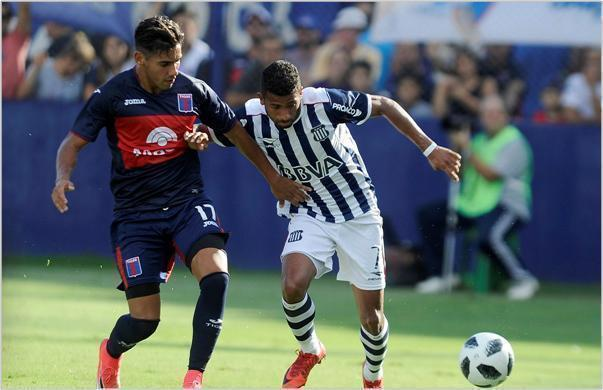 tigre talleres 2018 superliga