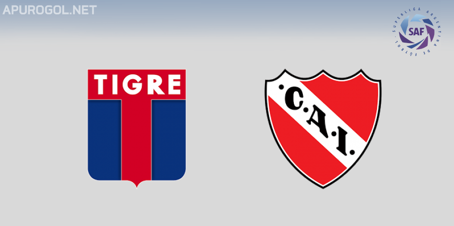 Tigre vs Independiente en VIVO ONLINE - Superliga 2017-2018 en DIRECTO Fecha 20