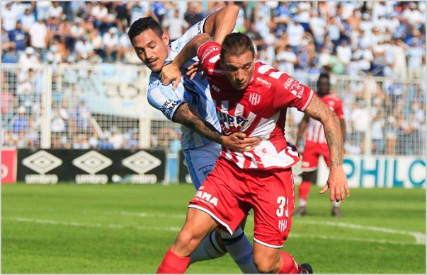 atletico tucuman union 2018 superliga