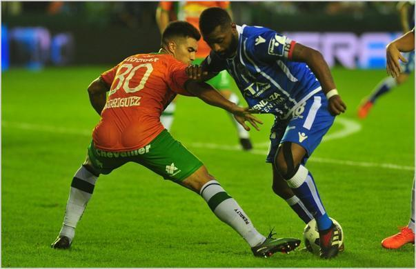 banfield godoy cruz 2018 superliga
