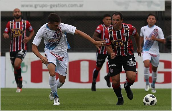 chacarita arsenal 2018 superliga
